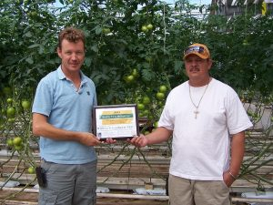 Arizona farmers earn healthy farms recognition