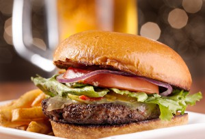 How do you like your hamburger? Check out how people prefer their hamburgers around the U.S. (photo credit: BigStockPhoto.com)