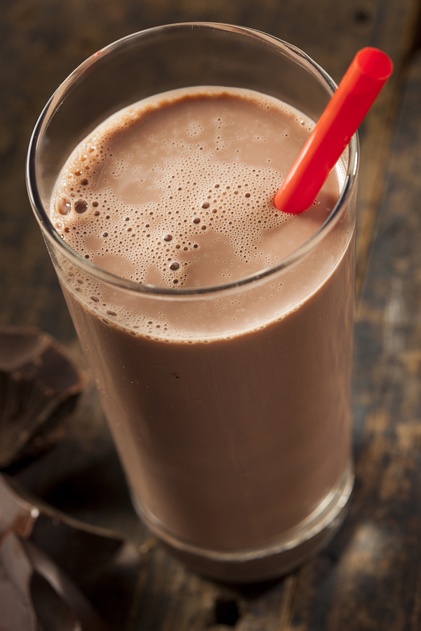 How Many Calories In A School Chocolate Milk