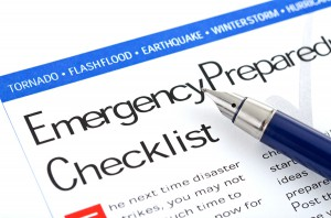 Are You Ready?  National Preparedness Month offers tips on how to be prepared in the event of an emergency. (photo credit: BigStockPhoto.com)