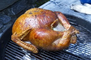 Turkey grilled