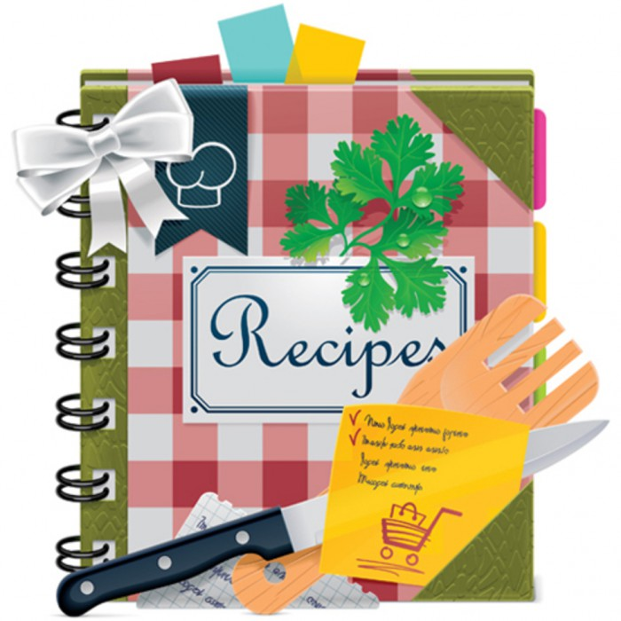 Cookbook gift