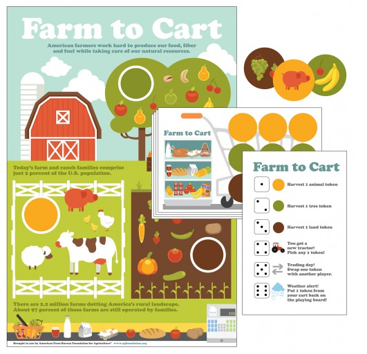 play farm to cart your next family game night fill your plate blog. Black Bedroom Furniture Sets. Home Design Ideas