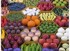 Local Fruit and Vegetables