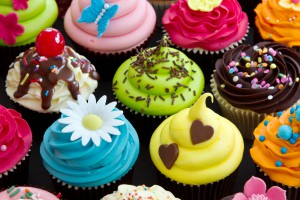 Do you know the history behind the delicious cupcake? (photo credit: BigStockPhoto.com)