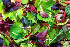 How well do you know your leafy greens? (photo credit: BigStockPhoto.com)