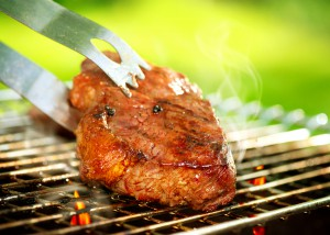 Follow these seven tips if you're looking to barbecue on a budget this summer. (photo credit: BigStockPhoto.com)