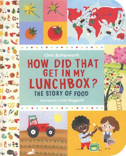 How did that get in my lunchbox? cover