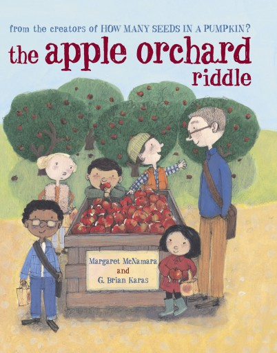 the Apple Orchard Riddle - cover